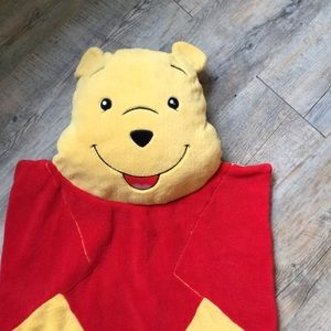 Winnie the Pooh Relaxing kids body pillow Nap time
